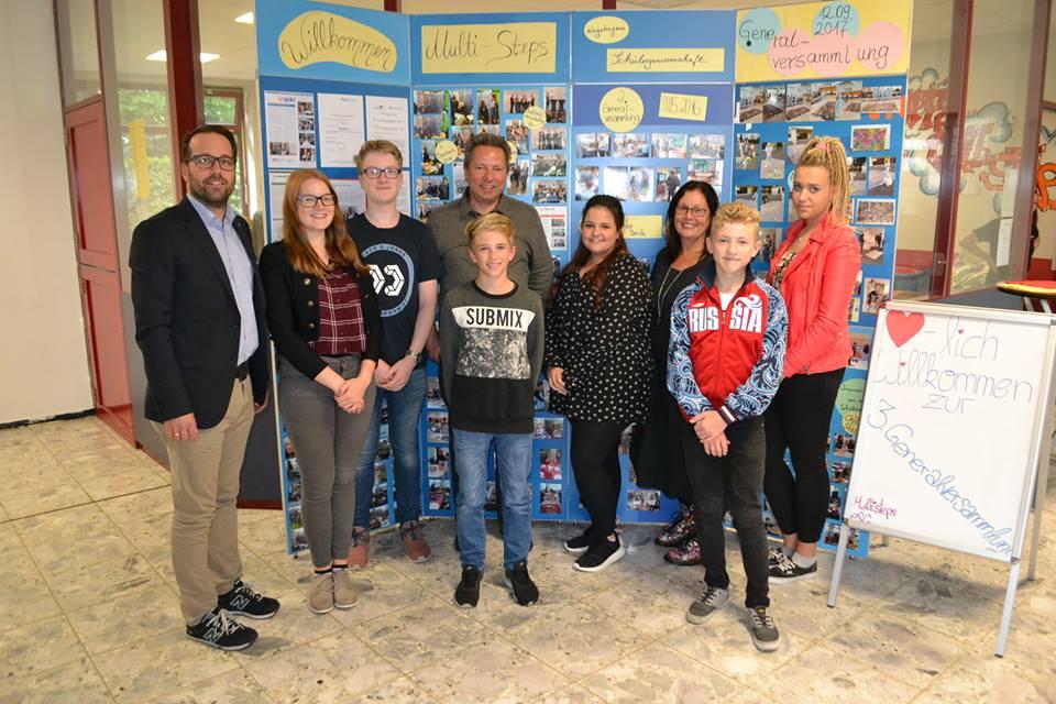 Schülergenossenschaft Mulitsteps eSG