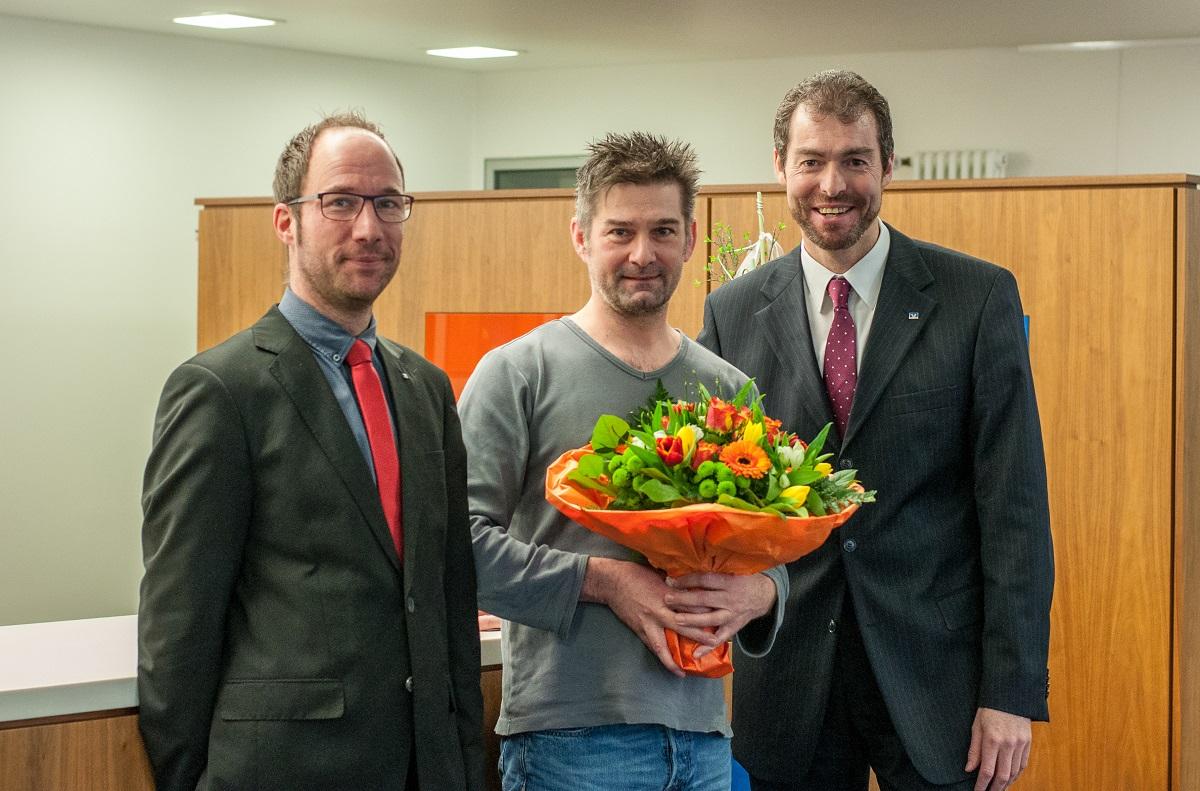 Gewinner Marcus Propach