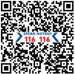 Sperr-Notruf App 116 116 für Android
